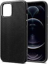 Spigen Liquid Air Armor Designed for iPhone 12 Case (2020) / Designed for iPhone 12 Pro Case (2020) - Matte Black