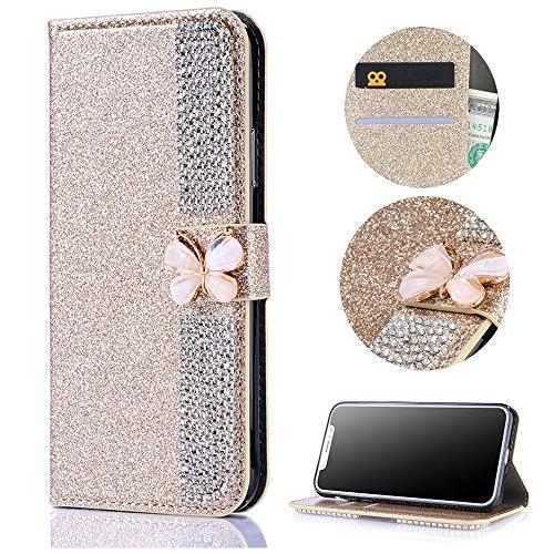 en Cuir Flip Case pour Bumper Protecteur Magn/étique Fente Carte Housse Cover Coque pour Samsung Galaxy S7//G930F COBKL010150 Bleu Snow Color Coque Galaxy S7 Portefeuille