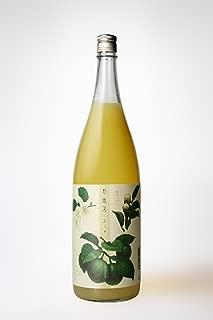 始禄 カボスノスヽメ 1800ml 「中島醸造/岐阜」