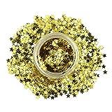 Stargazer, Maquillaje de ojos con brillos (Tono dorada) - 1 unidad