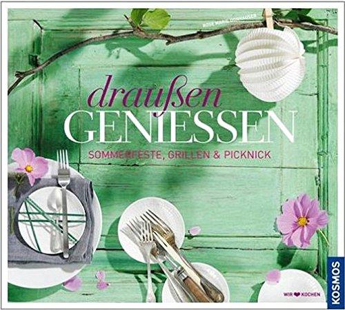 Draußen genießen: Sommerfeste, Grillen & Picknick