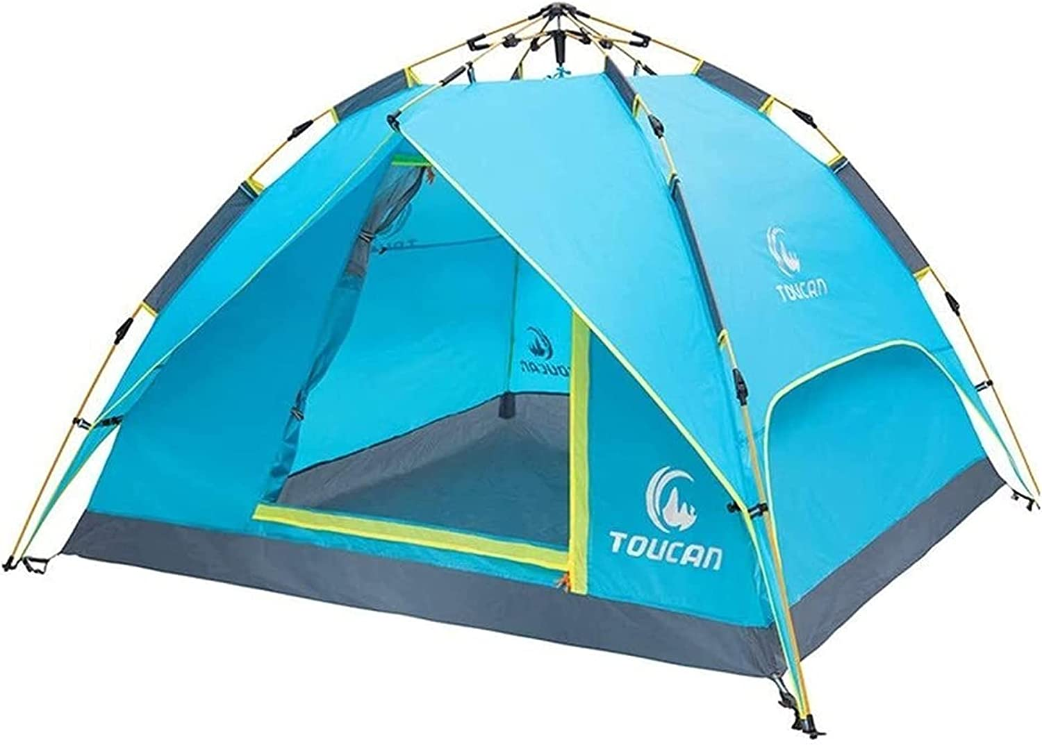 Portable Travel mountaineering tent Outdoor Excellent New popularity Automatic Hydraulic