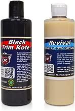 Detail King Trim Kote & Revial Value Kit- Black