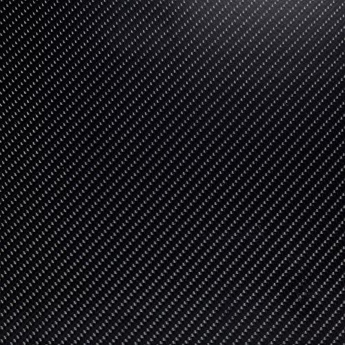 Autostyle SGCFB-31 5D carbon folie 152x200cm glanzend zwart, zelfklevend, carbon