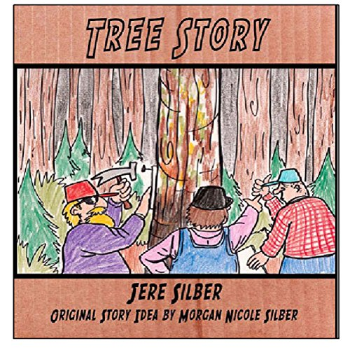 Tree Story audiobook cover art