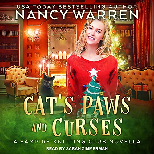 Cat's Paws and Curses cover art