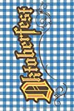 Oktoberfest: Beerfest in Germany planner journal ruled, organize your hotel, activities and drinking parties in Munich, perfect gift