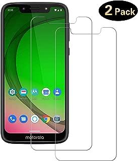 DOSMUNG Panzerglas f/ür Motorola Moto G7 Power 6.2 Zoll Full Cover Schutzfolie f/ür Moto G7 Power Bl/äschenfrei HD Panzerglasfolie Displayschutzfolie f/ür Motorola G7 Power 9H H/ärte , 2 Pack