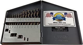 Drill Hog 13 Pc Hi-Molybdenum M7 Drill Bit Set 1/16