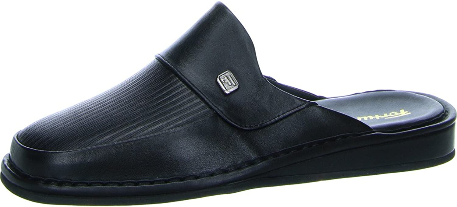 Fortuna Men's Milano Flex Slippers