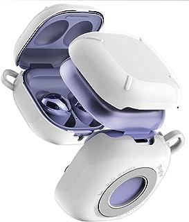 Ringke Slim-X Case Kompatibel med Galaxy Buds Pro Skal, Kompatibel med Galaxy Buds Live Skal, Skyddskåpa för Hårt Skal med...