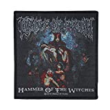 CRADLE OF FILTH - Patch Aufnäher - Hammer of the witches