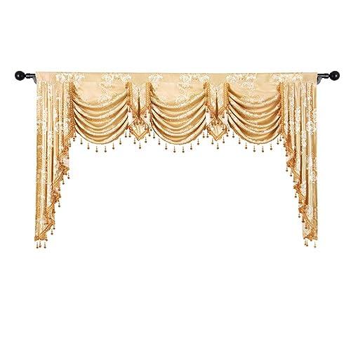 Curtain with Valance: Amazon.com