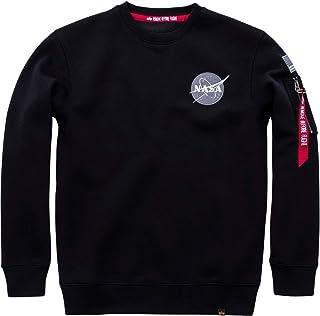 ALPHA INDUSTRIES Men Sweatshirt NASA