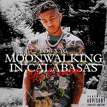 Moonwalking in Calabasas (YG Remix)