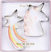 Meri Meri, Unicorn Cookie Cutters, Birthday, Party Decorations