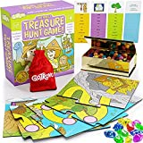 Treasure Hunt Game for Kids Outdoor Indoor Pirate Games - Scavenger Hunt Game for Children 3 - 4 - 5 - 6 - 7 - 8 - Camping Game and Find It Game with Cards - Rainy Day Bingo Activities - Fun for Adults & Family from GoTrovo