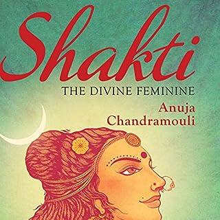 Shakti audiobook cover art