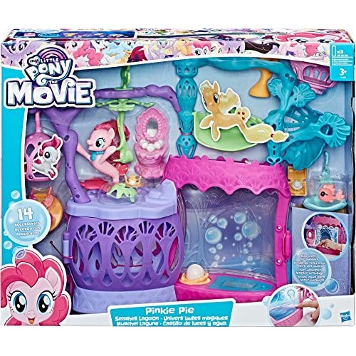 Hasbro My Little Pony- Mondo Sottomarino Playset, Multicolore, C1058EU4