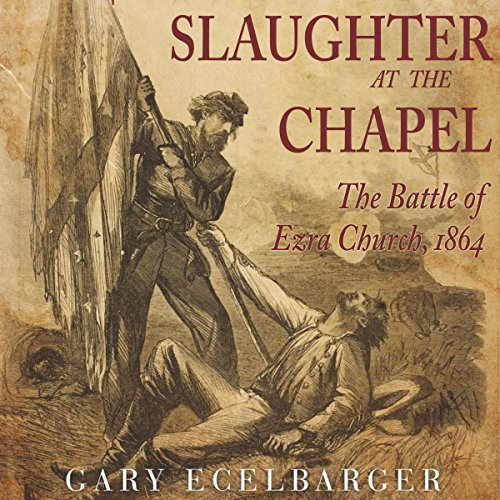 Slaughter at the Chapel audiobook cover art