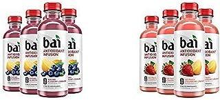 Bai Flavored Water Burundi Blueberry Lemonade & S�o Paulo Strawberry Lemonade