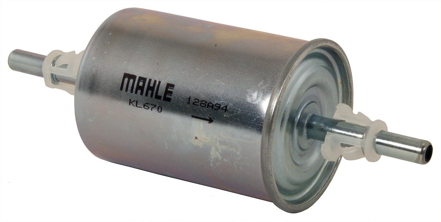 MAHLE Original KL 670 Fuel Filter