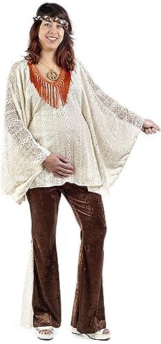 Limit Sport Kostüm Hippie Umstandskleidung, Größe L (ma415)
