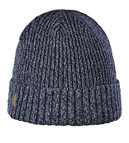 Brekka BRFK0019 Chapeau Homme Navy - Bleu - Taille unique