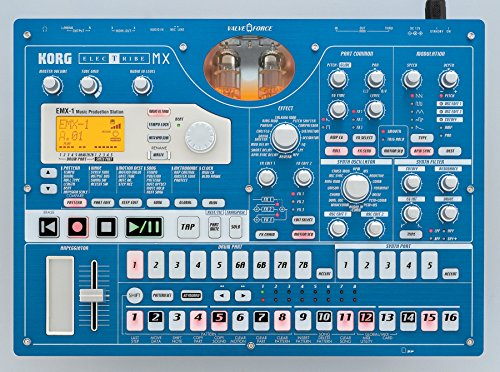 Review Of Korg EMX1SD Electribe Music Production DJ dance music Japan Import