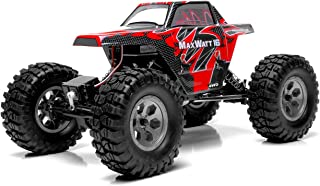 Exceed RC Rock Crawler Radio Car 1/16th Scale 2.4Ghz Max Watt 4WD Powerful Electric Remote Control Rock Crawler 100% RTR Ready to Run Waterproof Electronics