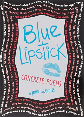 Blue Lipstick: Concrete Poems