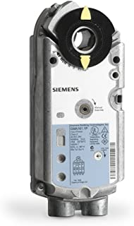 Siemens GMA161.1P Spring Return Electric Damper Actuator, Modulating, Plenum Cabling
