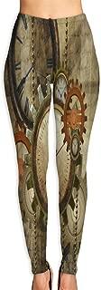 Pantalones de Yoga Steampunk para Mujer