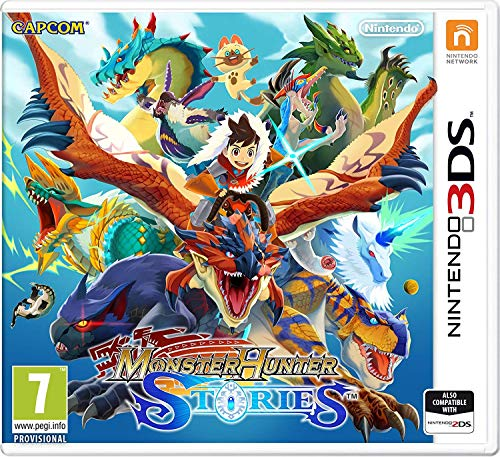 Monster Hunter Stories 3DS [