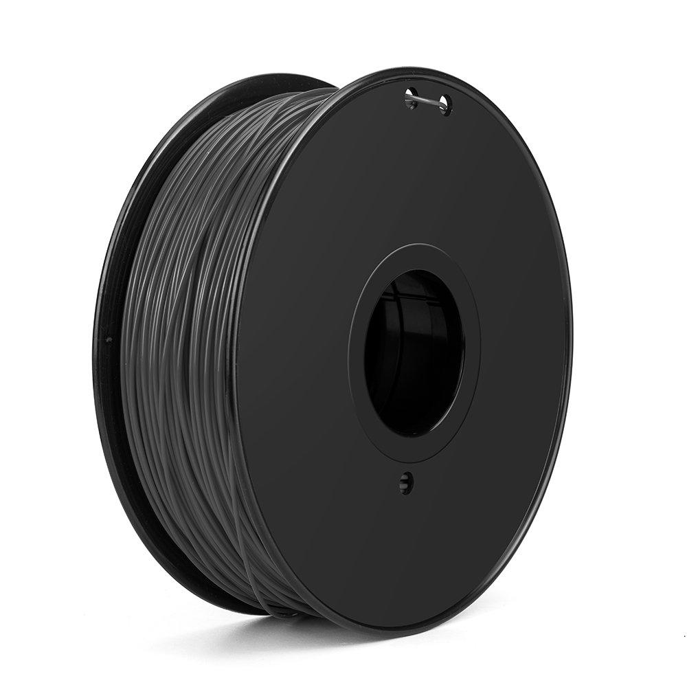 EFORINK Filamento PLA de 1.75 mm para impressión 3D-Negro: Amazon ...