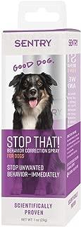 Sentry Stop That! Behavior Correction Spray for Dogs