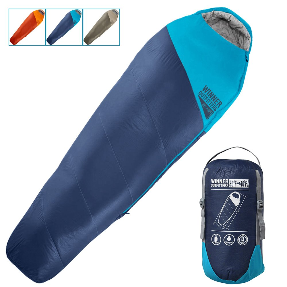 Outfitters Compression Lightweight Traveling Backpacking