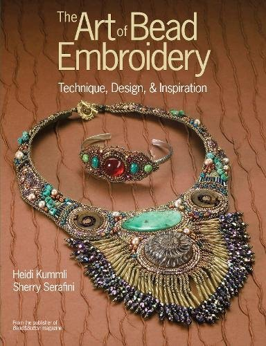 For Sale! The Art of Bead Embroidery