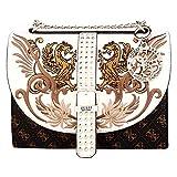 GUESS Women's Handbag (BBACCGU131100, Brown)