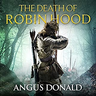 The Death of Robin Hood audiobook cover art