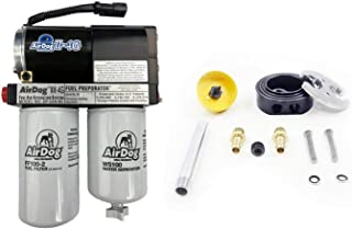 AirDog 2-4G 100 GPH Fuel Lift Pump with Dual Port Integrated Return Sump Compatible with 2015-2016 Chevy/GMC 6.6 LML Duramax Diesel