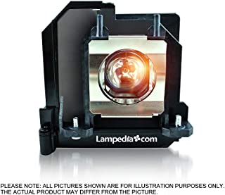 915P061010 Mitsubishi DLP TV Lamp Replacement. Lamp Assembly with High Quality Genuine Osram Neolux Bulb Inside.