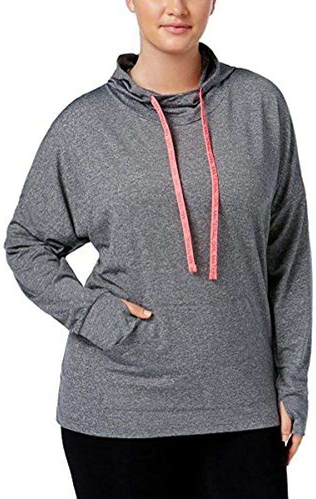 Material Austin Mall Girl Women's Active Plus Pullover Now on sale Hoodie Sweatshir Size