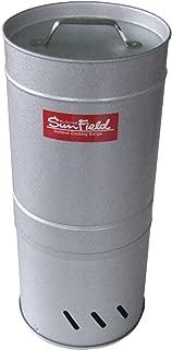 ホンマ製作所 (サンフィールド/SunField) 燻製 スモーカー (スモークチップ付き) F-160