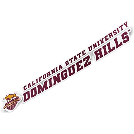 Victory Tailgate Cal State Dominguez Hills Toros Die-Cut Vinyl Decal Logo 2