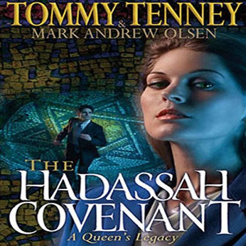 The Hadassah Convenant audiobook cover art