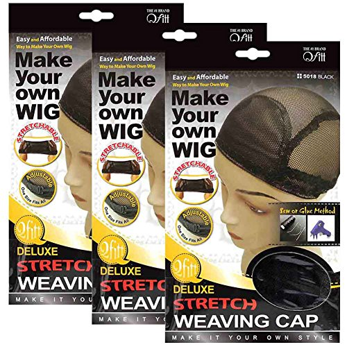 Qfitt - Deluxe Stretch Weaving Cap #5018 by Qfitt