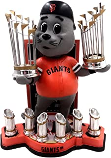 Forever Collectibles San Francisco Giants MLB World Series Champions Series - Numbered to 1,000 Bobblehead