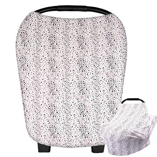 Nursing Cover - Couvercle d'allaitement pour siège d'enfant de siège d'auto pour bébé, Housses de siège de Voiture pour bébés,15