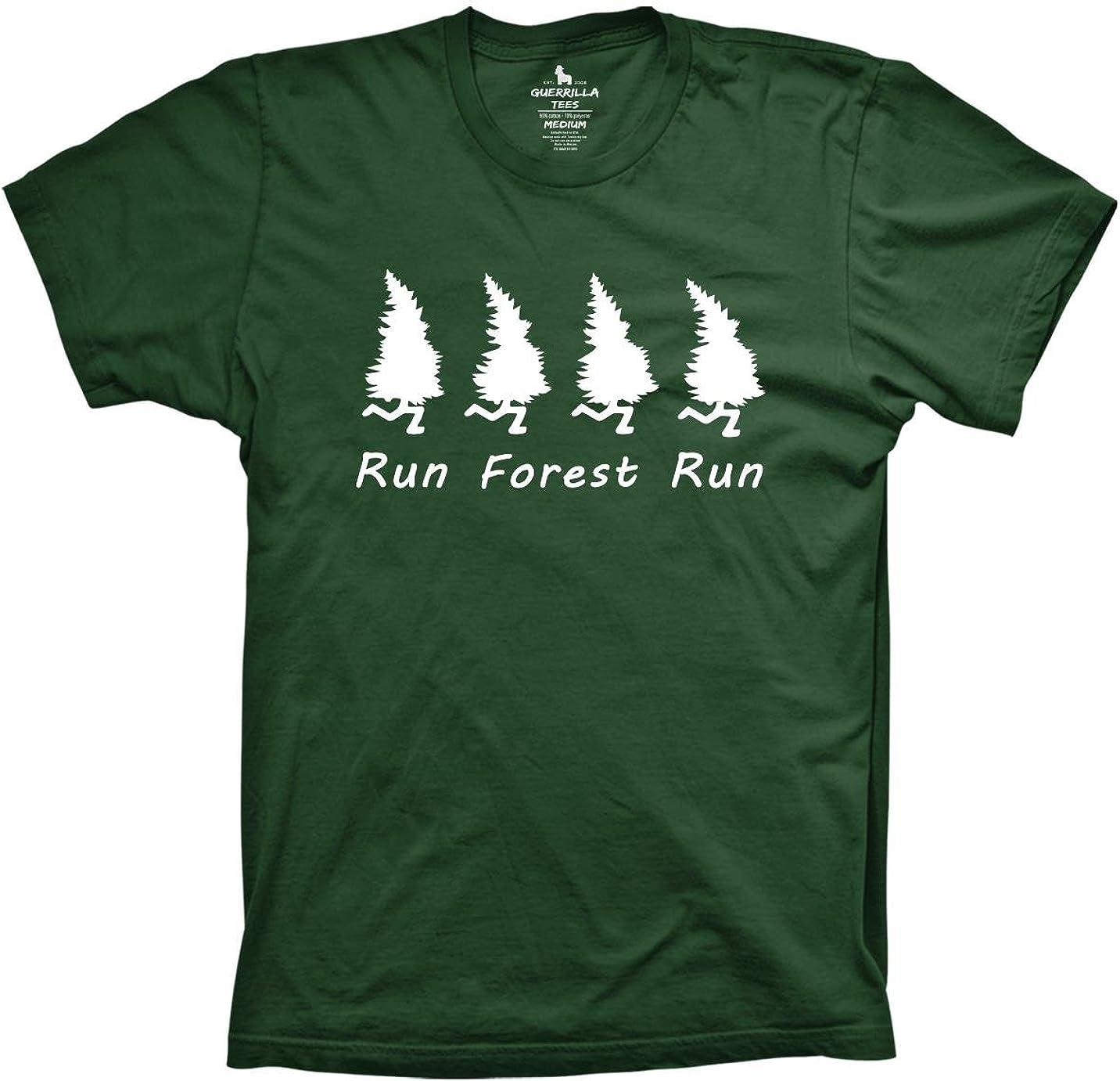 Run Forest Run T Shirt